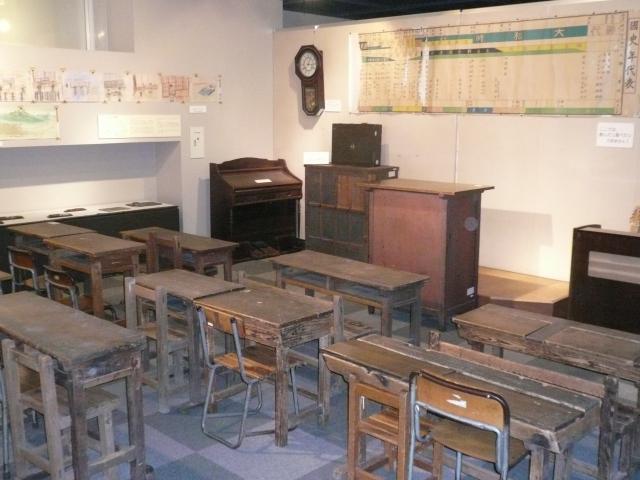 前橋市総合教育プラザ教育資料館