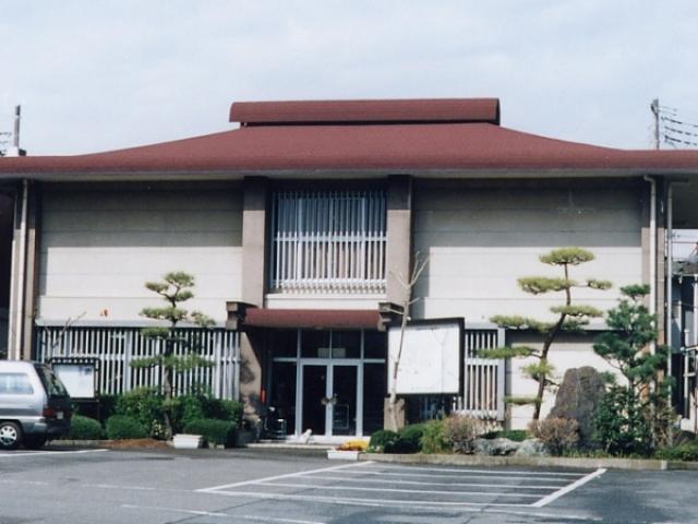 高崎市吉井郷土資料館