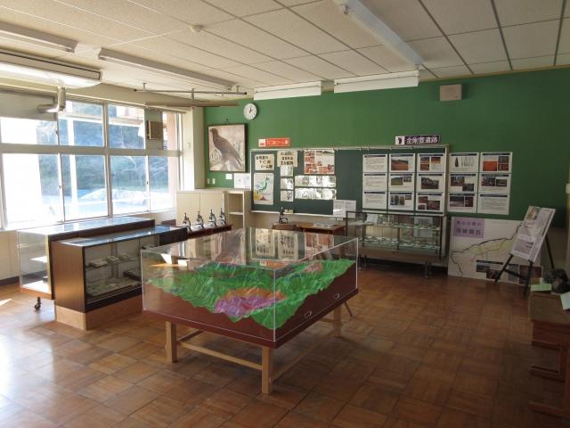 下仁田町自然史館